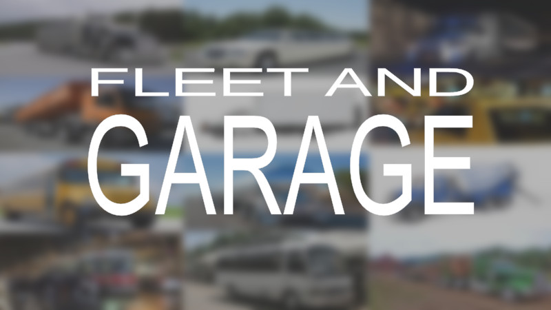 FLEET AND GARAGE