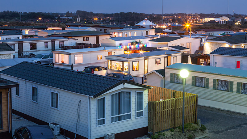 Manufactured Homes & Trailers